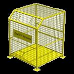 Сетчатый контейнер для сбора ПЭТ бутылок