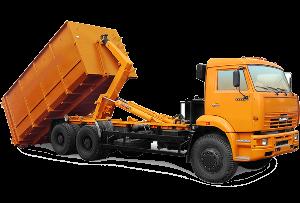 Вывоз мусора контейнерами пухто